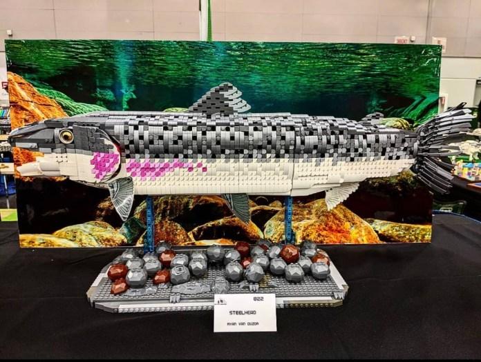 LEGO Steelhead - Ryan Van Duzor