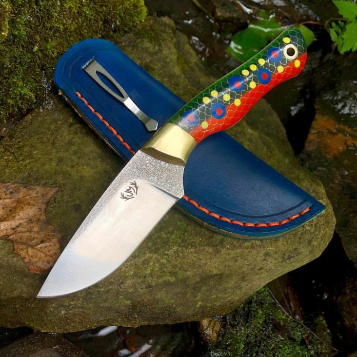 Scales Knife