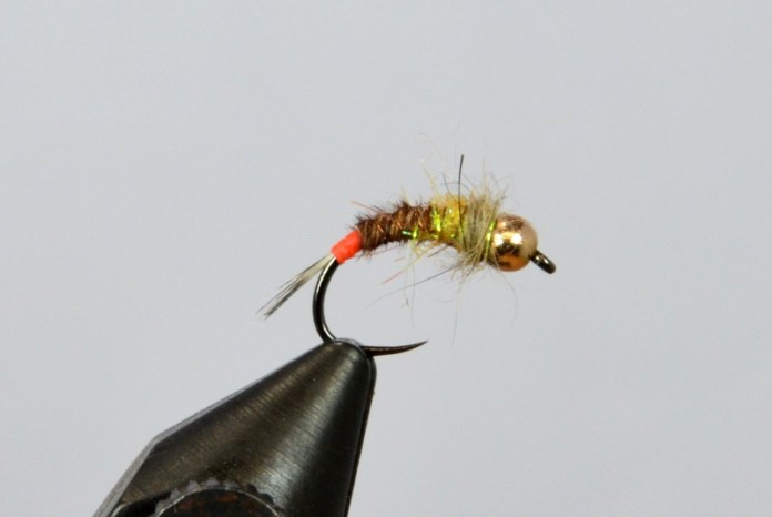 Hot Spot Mayfly