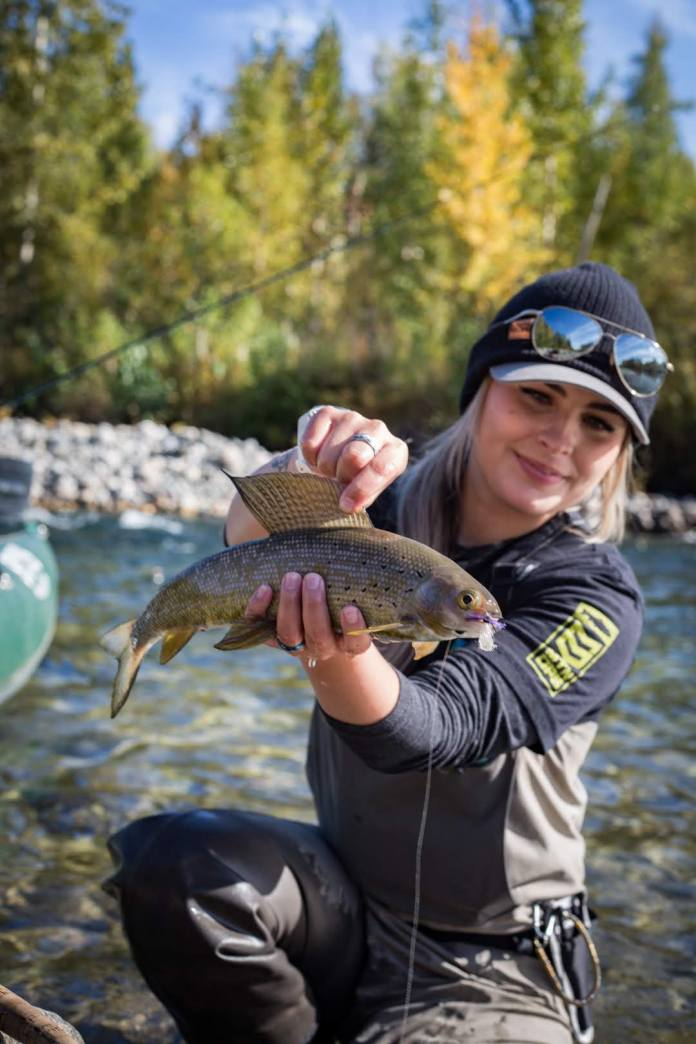 grayling alaska fly fishing
