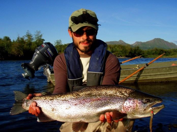 George Hill Patagonia Rainbow