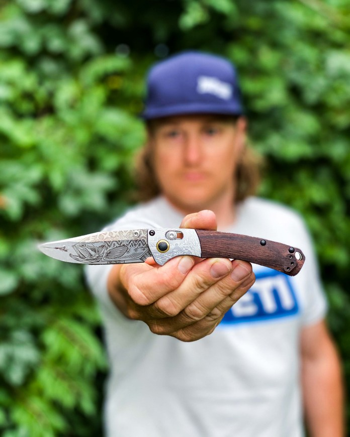 mike schultz benchmade