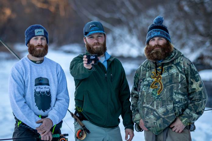 The 3 Bearded Brothers of O'pros: A Talk About Family, Fly-Fishing, and Facial Hair