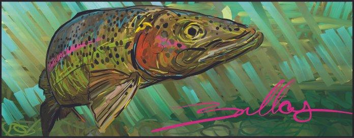 fish art BA