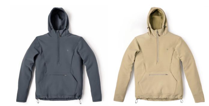 guide fleece hoodie