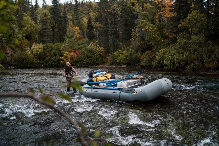round raft