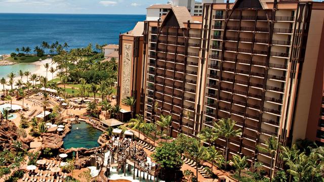 Aulani Resort and Spa