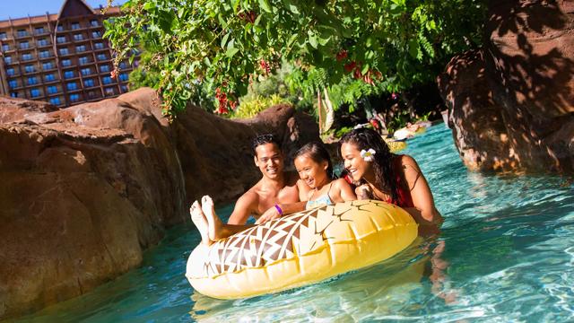 Aulani Spa Pool