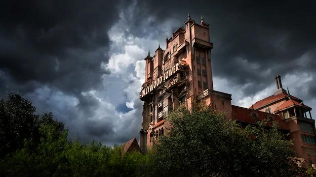 Hollywood Studios Tower Of Terrror