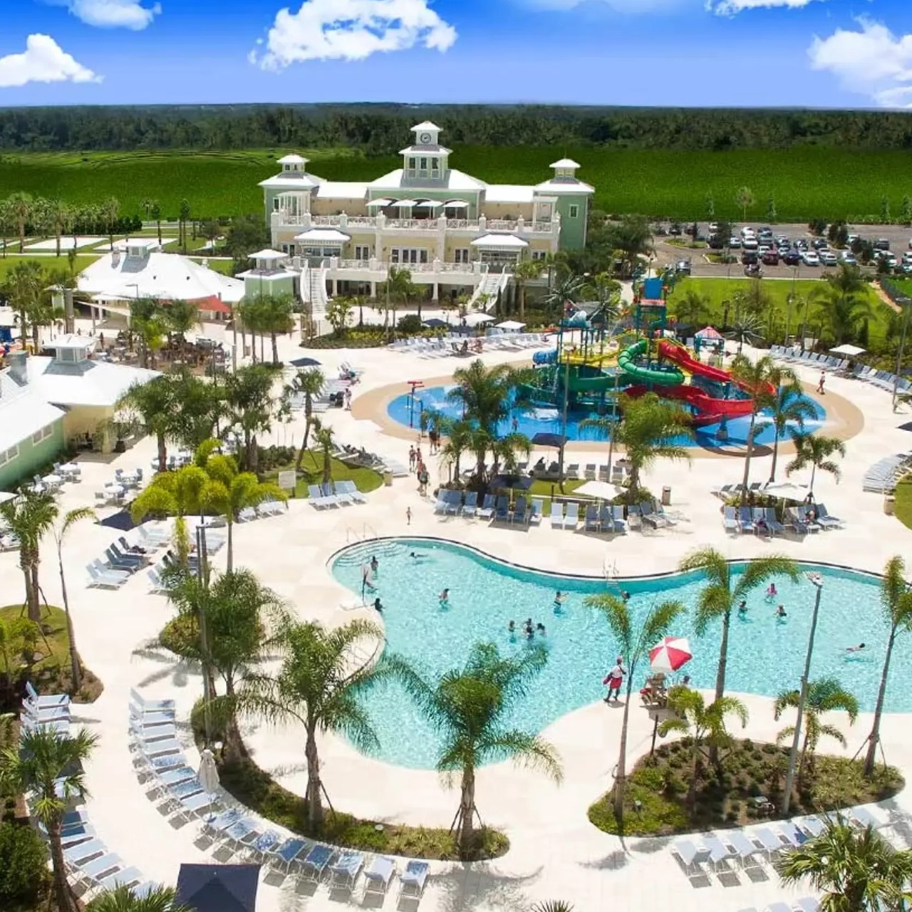 encore resort vacation homes waterpark Header