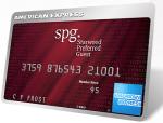 Starwood Preferred Guest Card