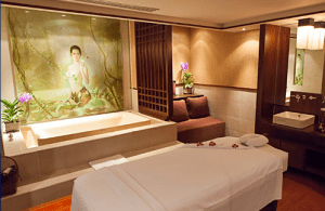 Thai Airways Royal Orchid Spa & Lounge