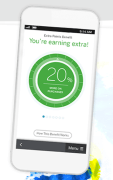 App to let you know when you reach 20 purchases