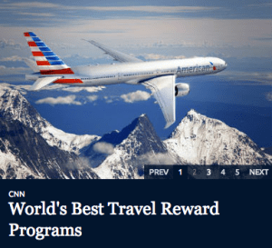 FlyerTalk's Award for best travel reward programs