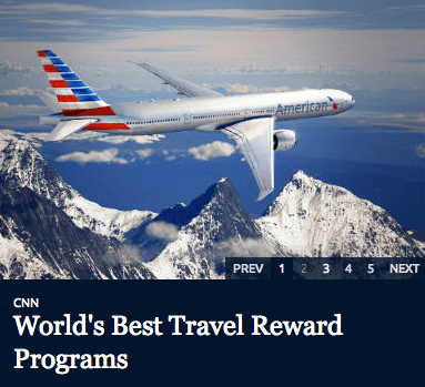 2014 Flyertalk Best Travel Reward Programs