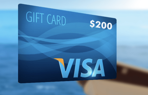 $200 Visa Gift Cards Now Available Through Staples.com Website!