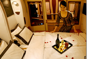 A380-800 First Class Suite