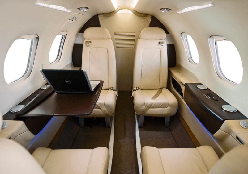 Fly On A Private Jet For Less Than $77 A Person!