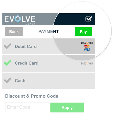 You Can Now Use Your Credit Card to Pay Bills on Evolve Money…Except for Real This Time!