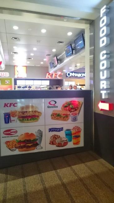 Mmm American fast food