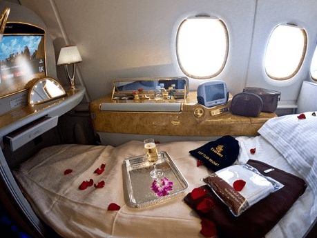 A380 Private First Class Suite