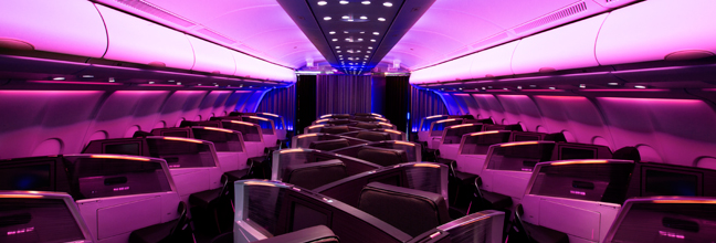 Virgin Atlantic's Upper Class