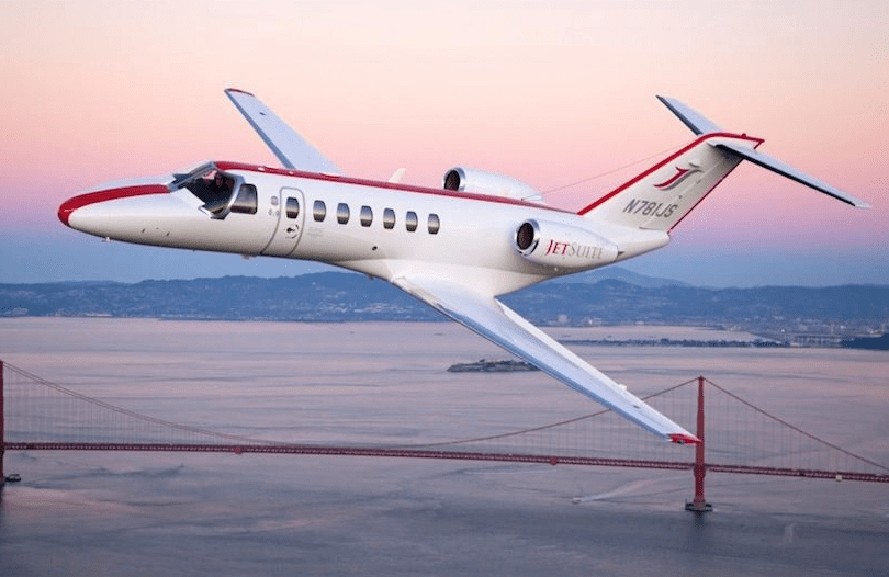 Fly On A Private Jet Tomorrow For Only $89 Per Person!