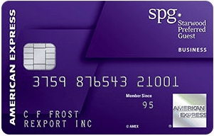 Hot! SPG Bonus Now 35,000 Points!