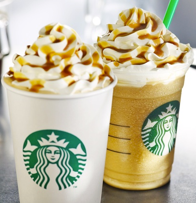Hurry! $5 for a $10 Starbucks eGift Card