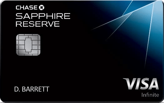 Get the Chase Sapphire Reserve Credit Card NOW!