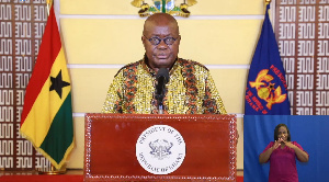 LIVESTREAMED: Akufo-Addo's 24th address to the nation on measures to fight coronavirus
