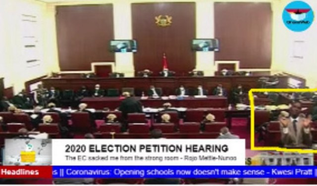 Full Text: Supreme Court's judgement on dismissal of Mahama's application to re-open case