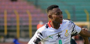 U-20 AFCON FINAL: Percious Boah guns for tournament golden boot