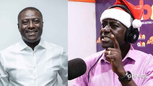 WATCH VIDEO: Captain Smart finally speaks on his suspension from Angel FM