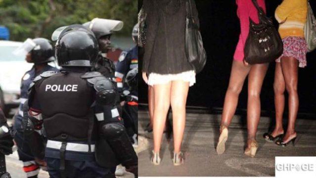 Pokuase Prostitutes Union places 5-year-ban on police