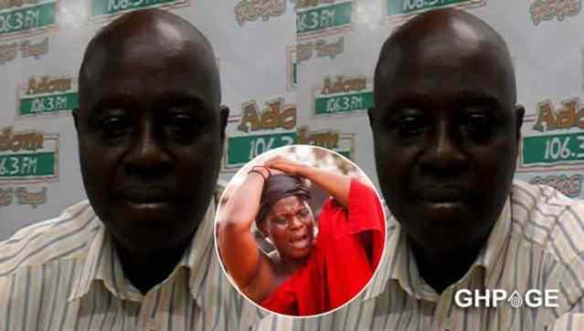 Veteran Akan newscaster Sekyere Poporo Boateng passes on