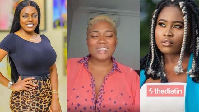 "WATCH VIDEO: ""Joy FM's Kojo Yankson slept with me, Nana Aba Anamoah & Lydia Forson at the same time"" – Abena Korkor"