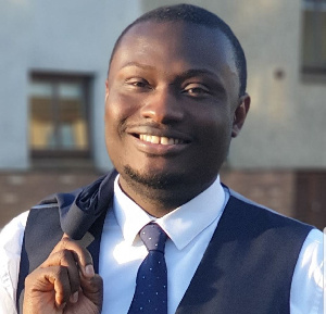 'I have not been arrested by Interpol' – Ghanaian PhD student reacts