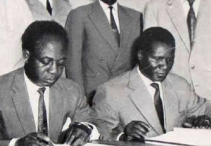 Why Nkrumah gave Guinea US$10 million after their independence