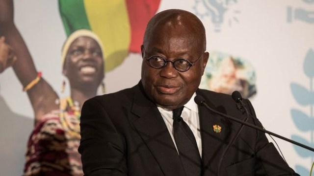 Pay GH¢50m debt or we reject Sam Pyne – President Akufo-Addo told