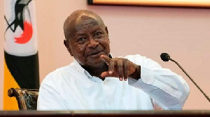Guinea coup leaders 'should get out' - Uganda prez Museveni