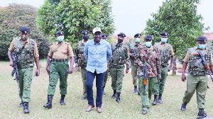 Kenya deputy president get 257 police guards - Goment explain why