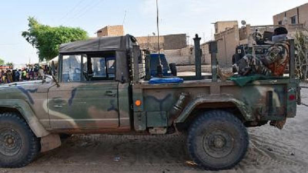 Mali must consider its options to 'bolster our national defence', says Prime Minister