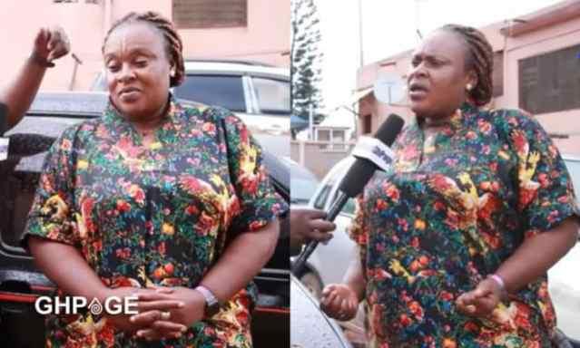 WATCH VIDEO: I became a habitual drunkard due to juju in Kumawood – Actress Awo Yaa tells sad story