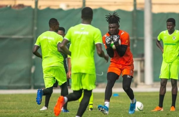 Kotoko to play Al Hilal United in first preseason match in Dubai