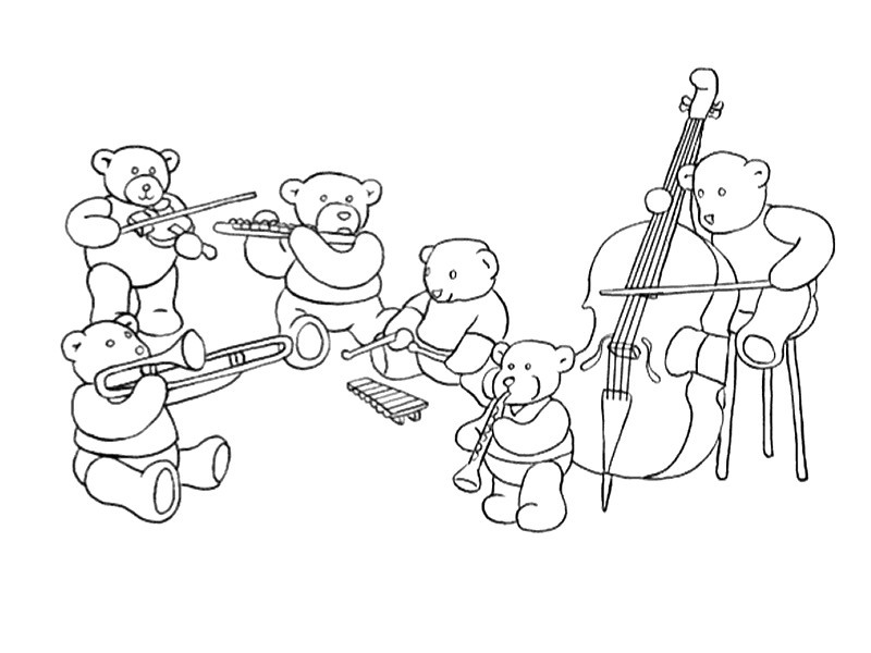 The 11 Best Music-Themed Coloring Books for Kids (and