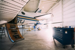 Aircraft Maintenance Hanger