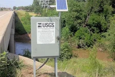 USGS Gage Station