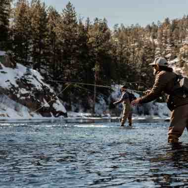 best gloves for winter fly fishing