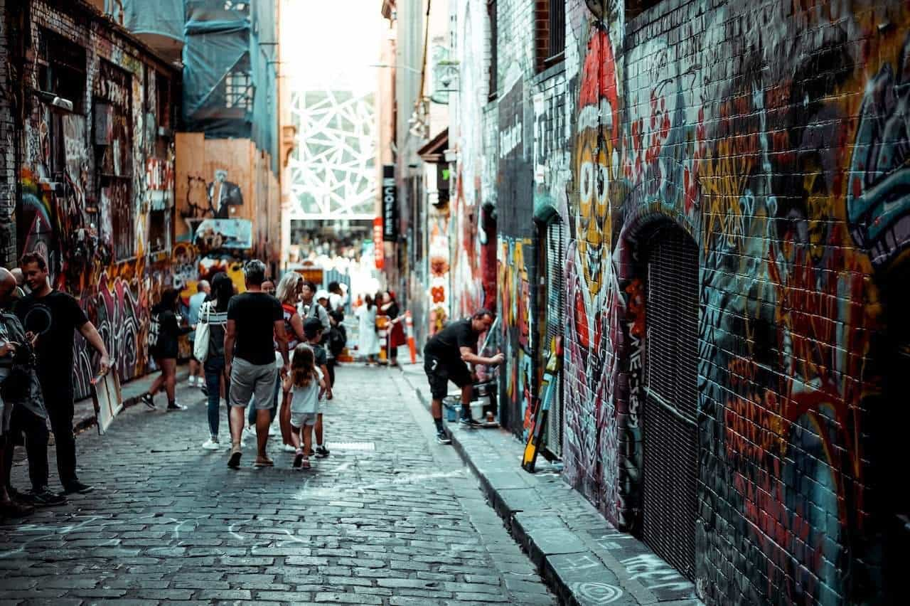Where to Find the Best Laneways in Melbourne | Fly Stay Luxe